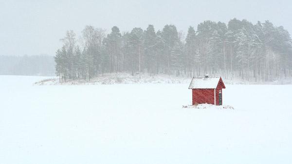 Vinteråker i Vingåker