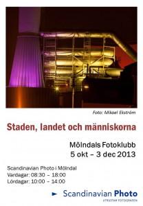 Affisch SL A4
